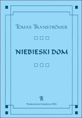Okładka książki Niebieski dom