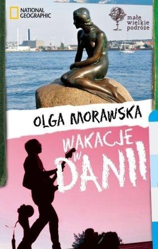 Okładka książki Wakacje w Danii