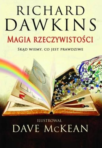 Okładka książki Magia rzeczywistości