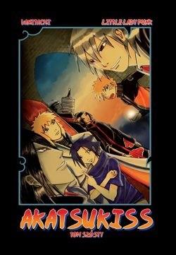 Okładka książki Akatsukiss #6