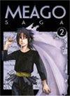 Okładka książki Meago Saga #2