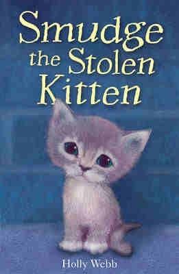 Okładka książki Smudge the stolen kitten