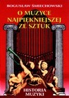 Okładka książki O muzyce najpiękniejszej ze sztuk
