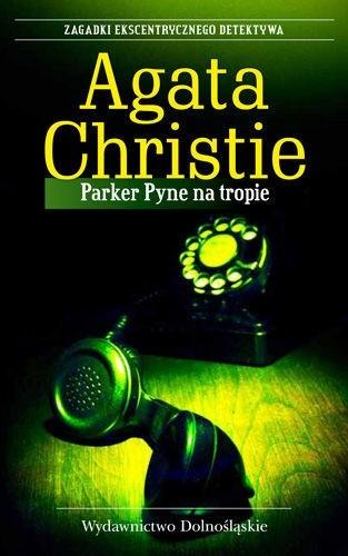Okładka książki Parker Pyne na tropie