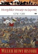Okładka książki Mongolskie inwazje na Japonię 1274 i 1281. Pierwsze tchnienie