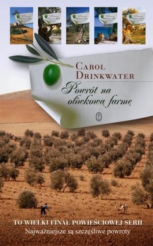 Okładka książki Powrót na oliwkową farmę