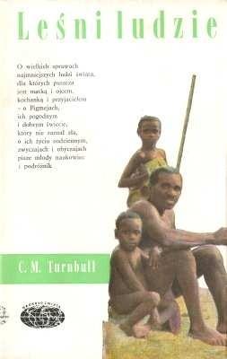 Okładka książki Leśni ludzie