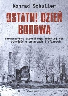 Okładka książki Ostatni dzień Borowa
