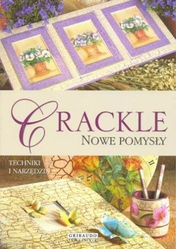 Okładka książki Crackle - nowe pomysły