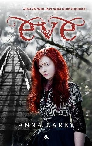 Okładka książki Eve