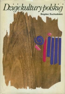 Okładka książki Dzieje kultury polskiej