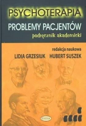 Okładka książki Psychoterapia. Problemy pacjentów - podręcznik akademicki