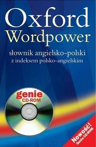 Okładka książki Oxford Wordpower: słownik angielsko-polski z indeksem polsko-angielskim