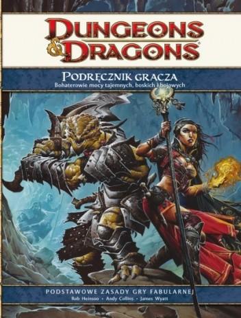 Okładka książki Podręcznik Gracza 4.0