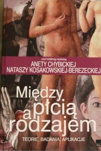 Okładka książki Między płcią a rodzajem