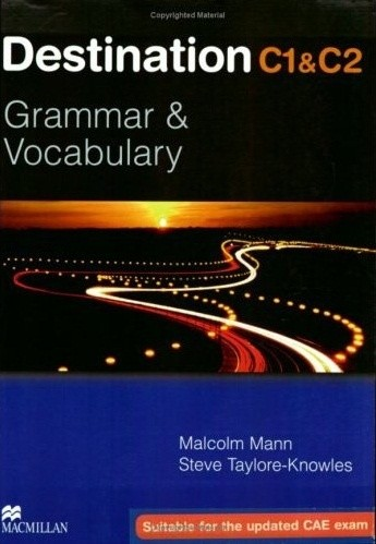 Okładka książki Destination C1 & C2 Grammar and Vocabulary. Student's Book