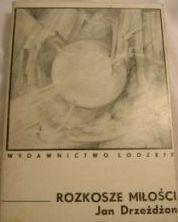 Okładka książki Rozkosze miłości