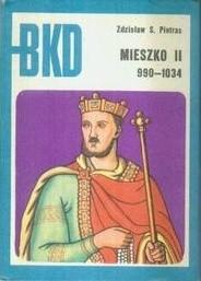 Okładka książki Mieszko II. 990-1034