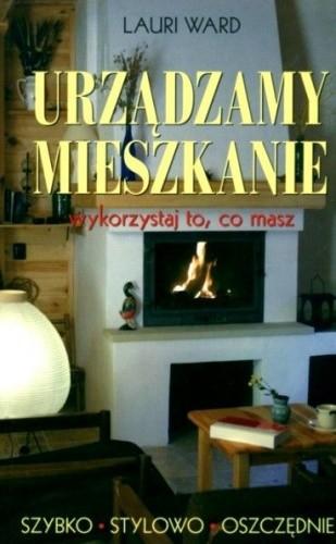 Okładka książki Urządzamy mieszkanie