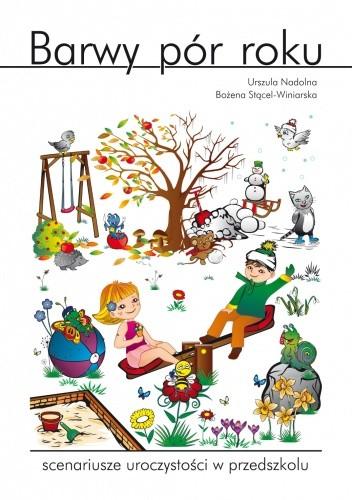 Okładka książki Barwy pór roku