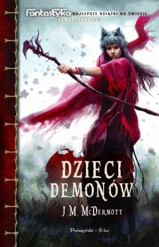 Okładka książki Dzieci demonów