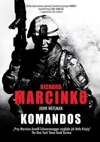 Okładka książki Komandos