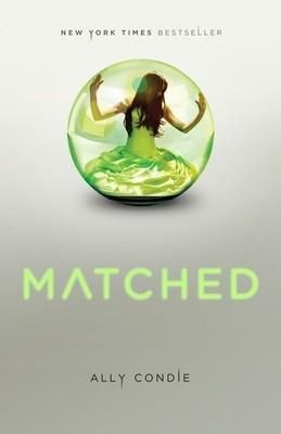 Okładka książki Matched
