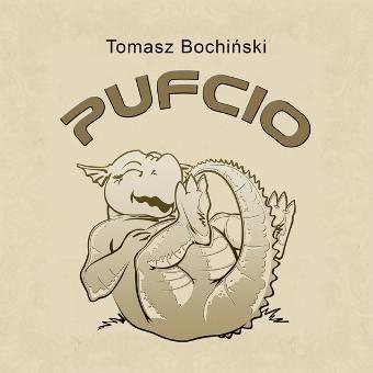 Okładka książki Pufcio