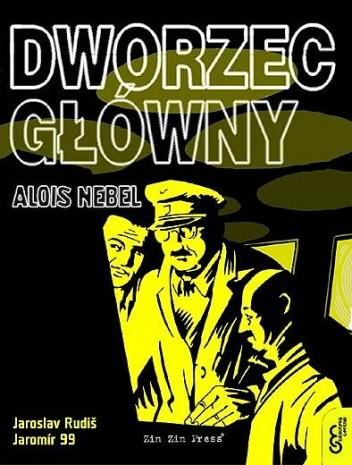 Okładka książki Alois Nebel: Dworzec Główny