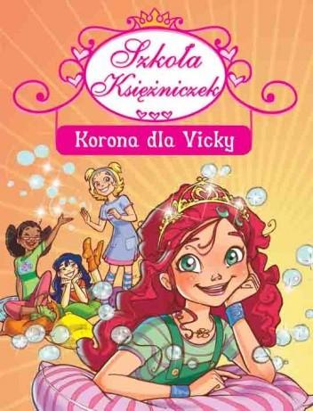 Okładka książki Korona dla Vicky