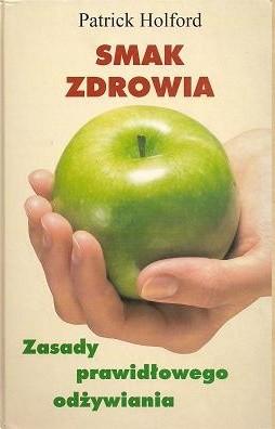 Okładka książki Smak zdrowia