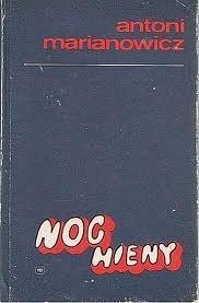 Okładka książki Noc hieny
