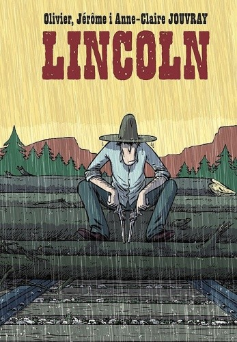 Okładka książki Lincoln