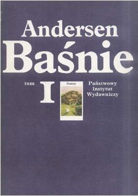 Okładka książki Baśnie. Tom I