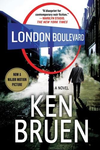 Okładka książki London Boulevard