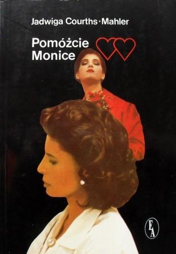Okładka książki Pomóżcie Monice