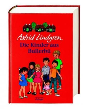 Okładka książki Die Kinder aus Bullerbü