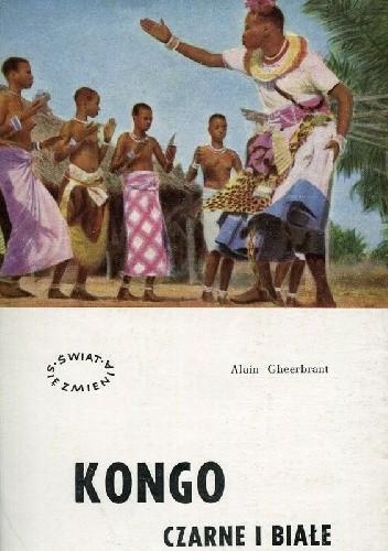 Okładka książki Kongo czarne i białe