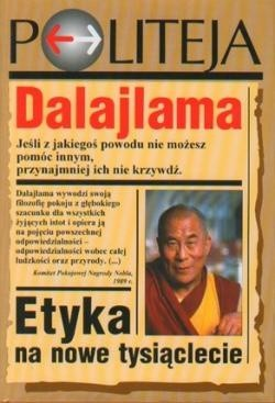 Okładka książki Etyka na nowe tysiąclecie