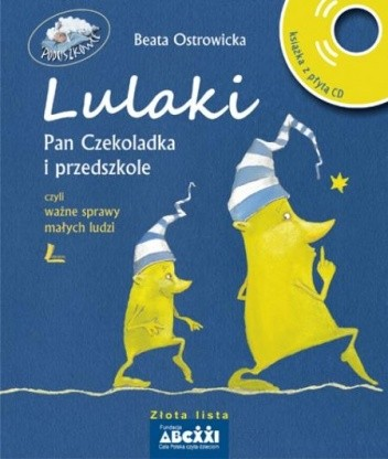 Okładka książki Lulaki, Pan Czekoladka i przedszkole, czyli ważne sprawy małych ludzi