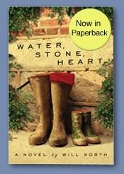 Okładka książki Woda, Kamień, Serce