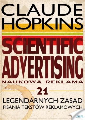 Okładka książki Scientific Advertising