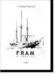 Okładka książki Fram w Arktyce