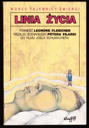 Okładka książki Linia życia