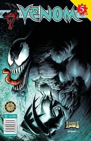 Okładka książki Venom: Dreszcz, cz.3