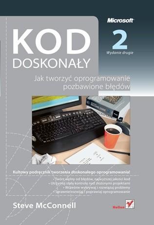 Okładka książki Kod doskonały. Jak tworzyć oprogramowanie pozbawione błędów