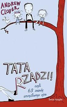 Okładka książki Tata rządzi!