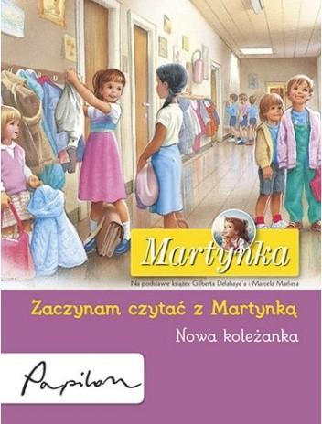 Okładka książki Nowa koleżanka