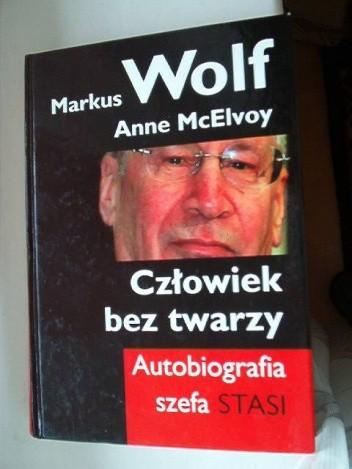 Okładka książki Człowiek bez twarzy