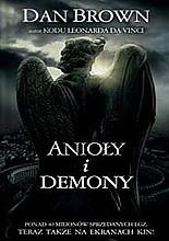 Okładka książki Anioły i Demony